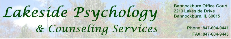 Lakeside Psychology and Counseling Services